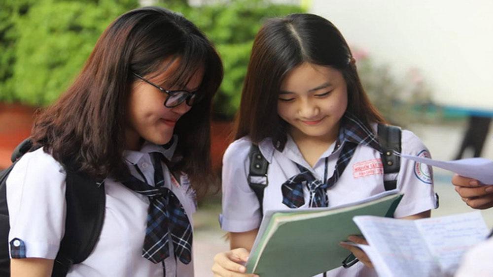 Đáp án tham khảo môn Hóa học thi THPT quốc gia 2019